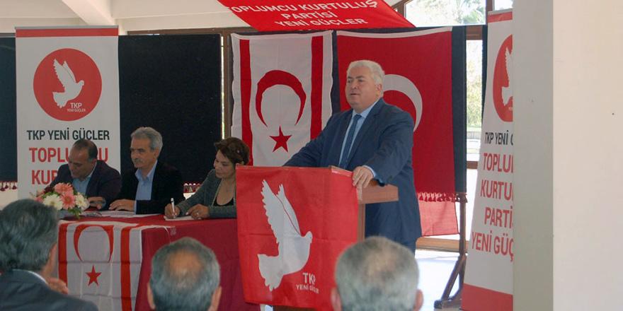 TKP Yeni Güçler 1. Olağan Kongresi gerçekleşti
