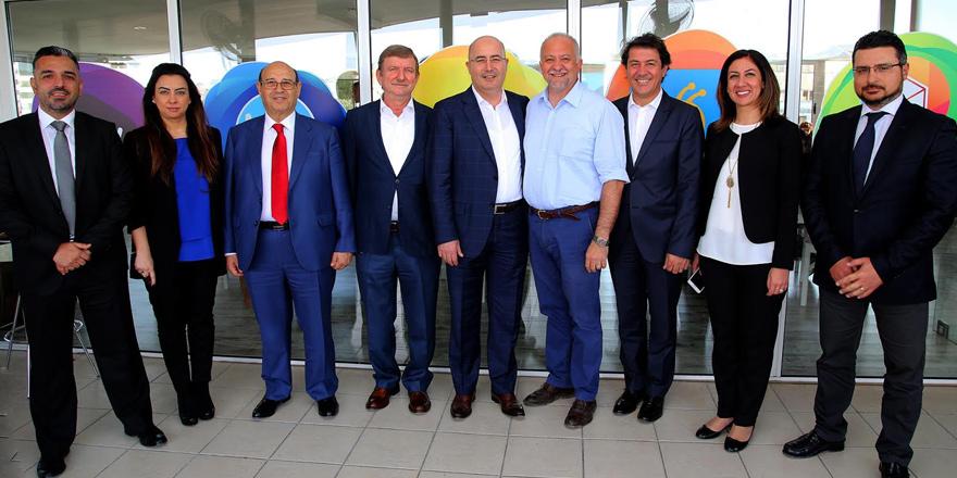 Kuzey Kıbrıs Turkcell'in yeni Genel Müdürü Harun Maden