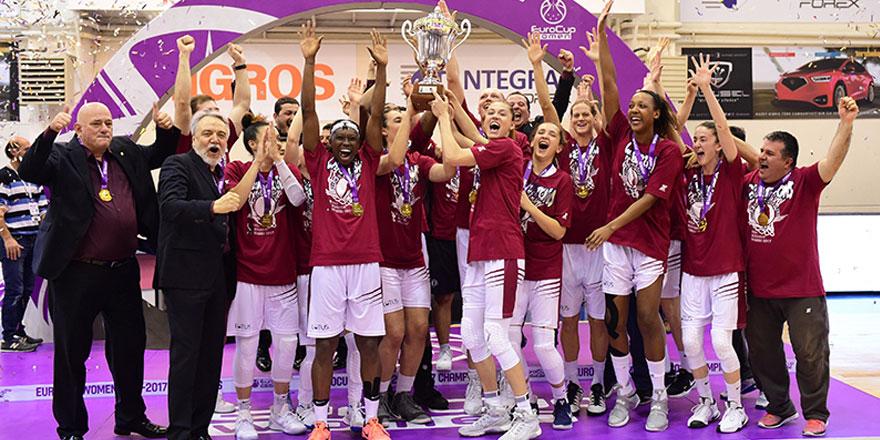 Kuzey Kıbrıs'ta basketbol resitali olacak