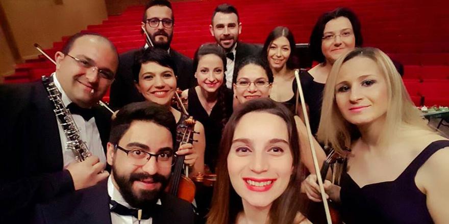 CSO'dan Bursa'da konser