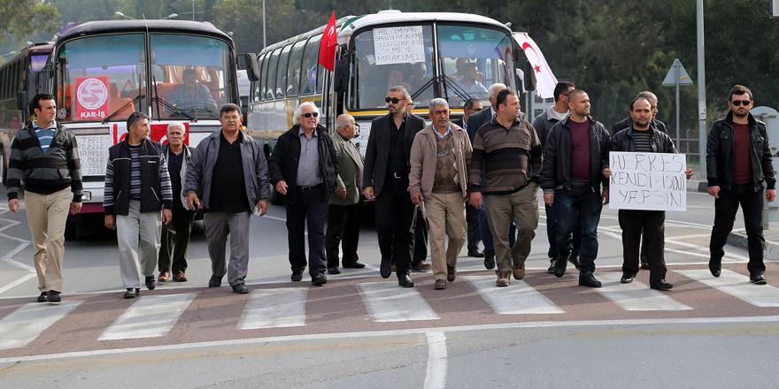 KAR-İŞ toplu taşımacılığı başlatmıyor