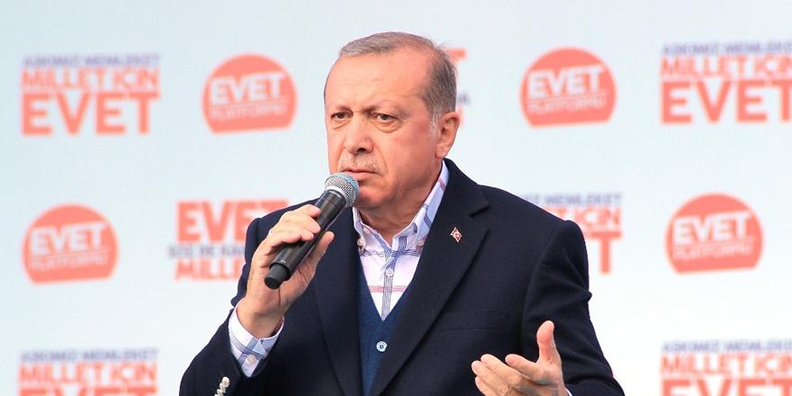 Erdoğan: Afrin neyse Kıbrıs da o