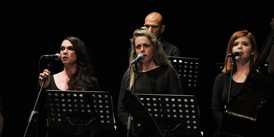 """""""Bozan Oratoryosu"""" Kadın Sığınma Evi yararına perde açtı"""