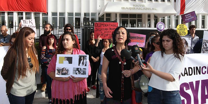 Başbakanlık önünde eylem: İsyandayız