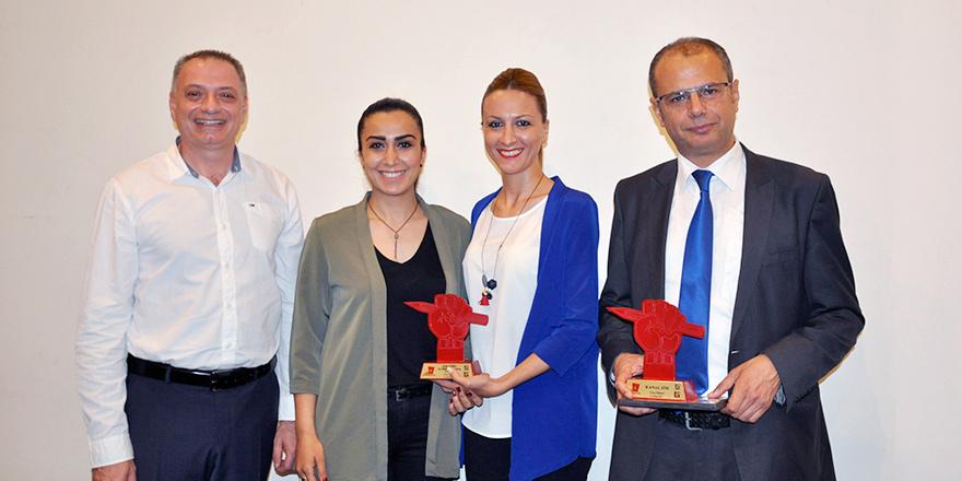 United Medya'ya iki ödül!