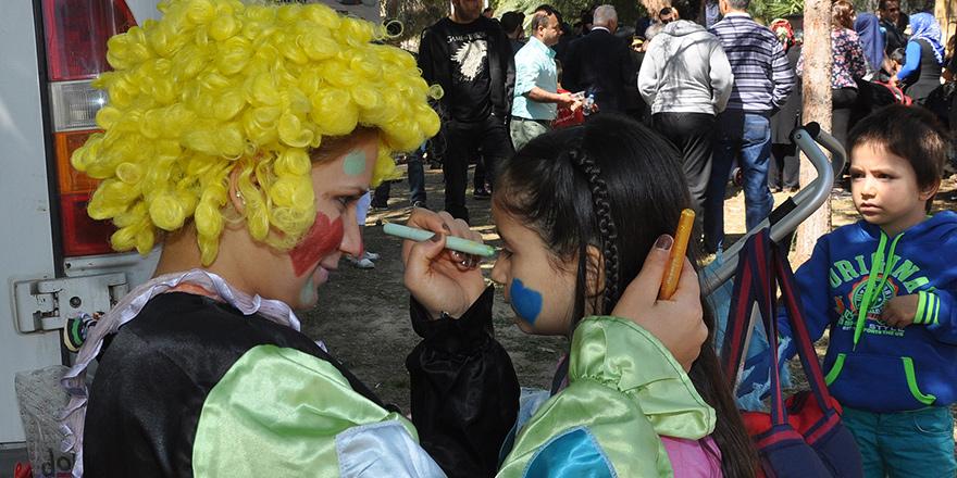 23 Nisan Ulusal Egemenlik ve Çocuk Bayramı Lefkoşa'da kutlandı