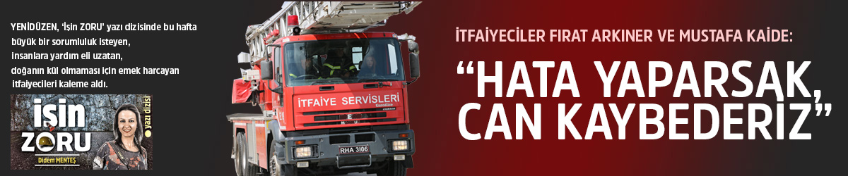 """""""HATA YAPARSAK,  CAN KAYBEDERİZ"""""""