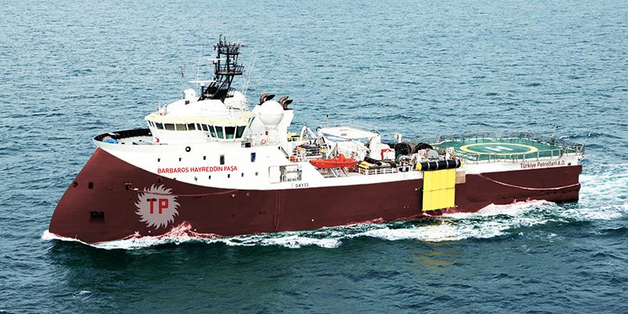 """Kıbrıs Cumhuriyeti'nden Barbaros gemisiyle ilgili """"Anti-navtex"""""""