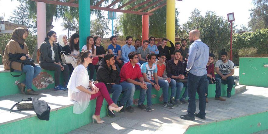 SOS Çocuk Köyü ve ÖZEV'i ziyaret ettiler