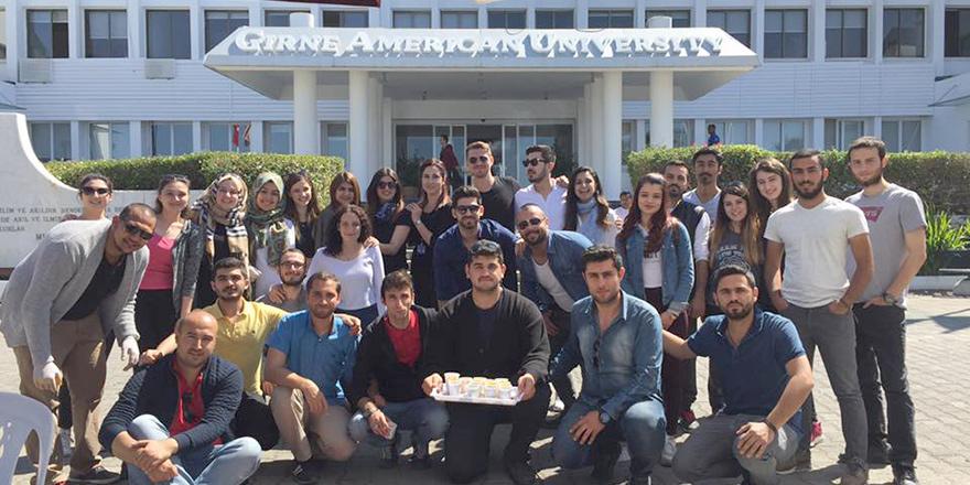 GAÜ PDR öğrencileri toplumsal farkındalık yaratmaya devam ediyor