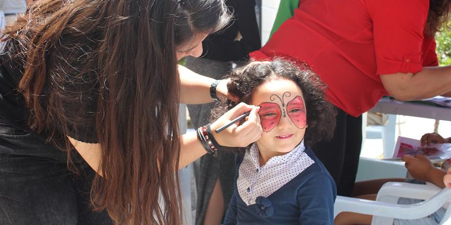 Mağusa Belediyesi'nden çocuk festivali