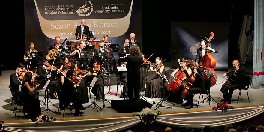 16. Mersin Uluslararası Müzik Festivali;  Cumhurbaşkanlığı Senfoni Orkestrası konseriyle açılıyor