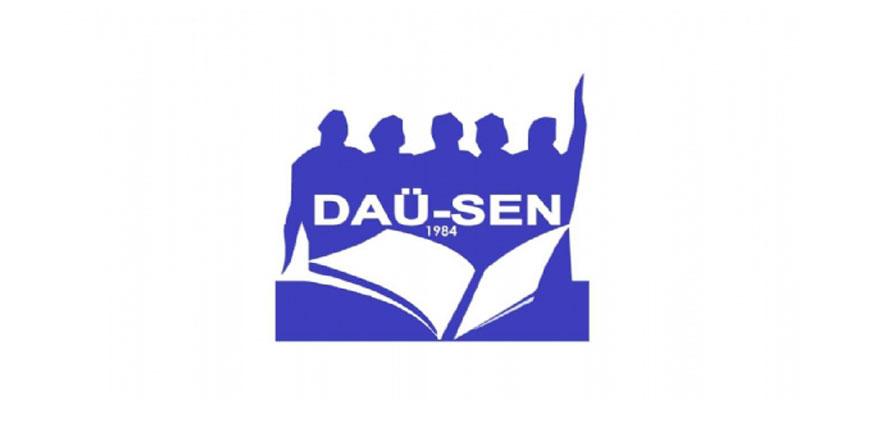 DAÜ-SEN'den 50 bin TL bağış