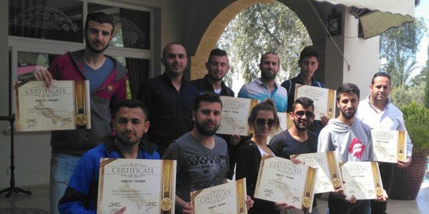 UFÜ öğrencileri genetik antrenörlük eğitimine katıldı