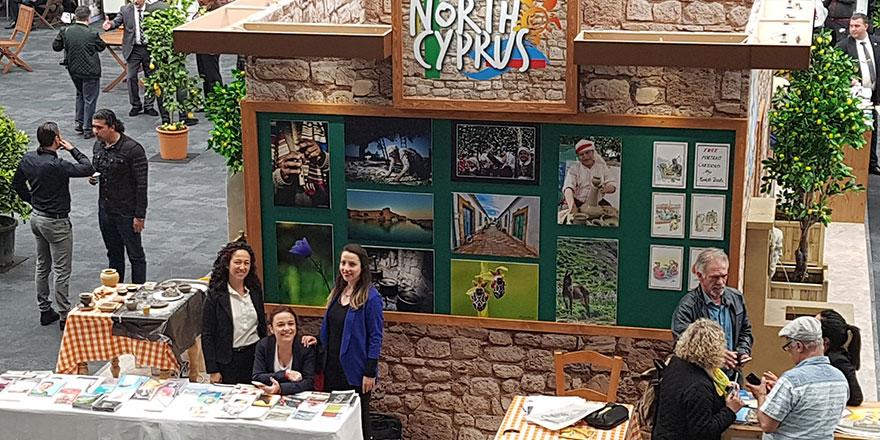Kuzey Kıbrıs turizmi Londra'da tanıtıldı