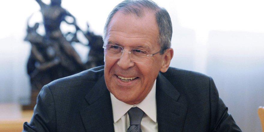 Lavrov geliyor