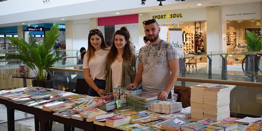 Mağusa'da 'Kitap Festivali' gerçekleşti