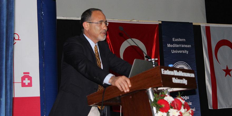 Harvard'dan Prof. Dr. Gökhan hotamişligil; DAÜ'nün konuğu oldu