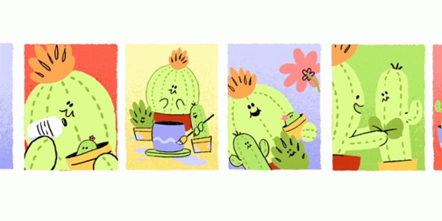 Google Anneler Günü'nü kutladı