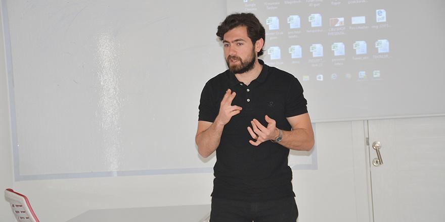 TELSİM çalışanlarına işaret dili eğitimi