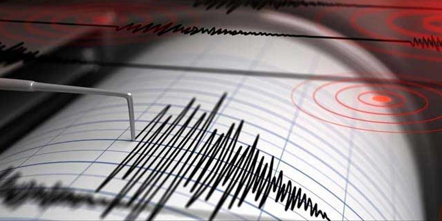 Limasol açıklarında 4,2 büyüklüğünde deprem!