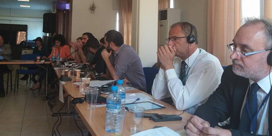 Kıbrıslı gazetecilerden ortak memorandum