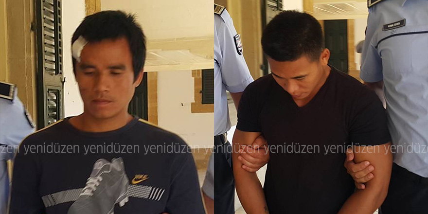 Nquyen Minh 18 ay,  Pham Toi 2 yıl hapis cezası