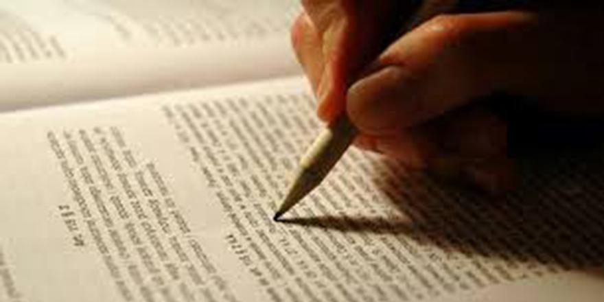 Okurken altını çizdiklerim…