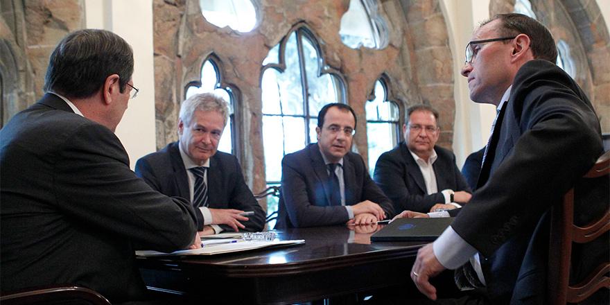 Kıbrıs Konferansı, Crans - Montana'da olacak