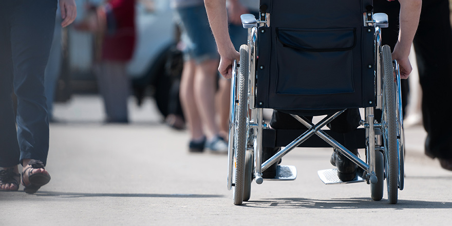 Engellileri Koruma Yasası'na, Mevzuat Dairesi'nden 'görüş' engeli!