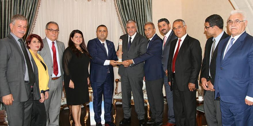 Kıbrıs, Adana'da pazarlanacak