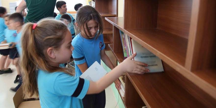 """""""Kitabını Paylaş"""" Yeni Erenköy'e uzandı"""
