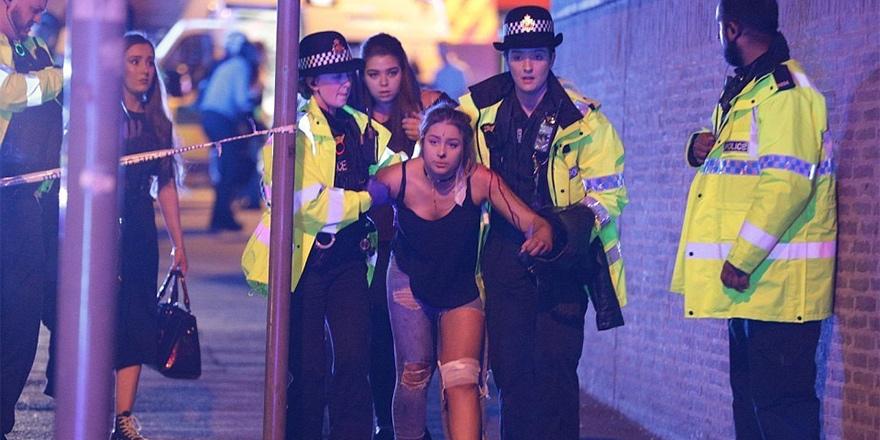 Ariana Grande konserinde patlama: 22 ölü!