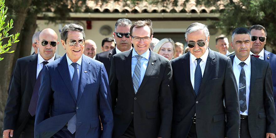 ABD'den Kıbrıs müzakerelerine destek sözü