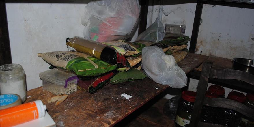 Girne'de lahmacun salonu mühürlendi
