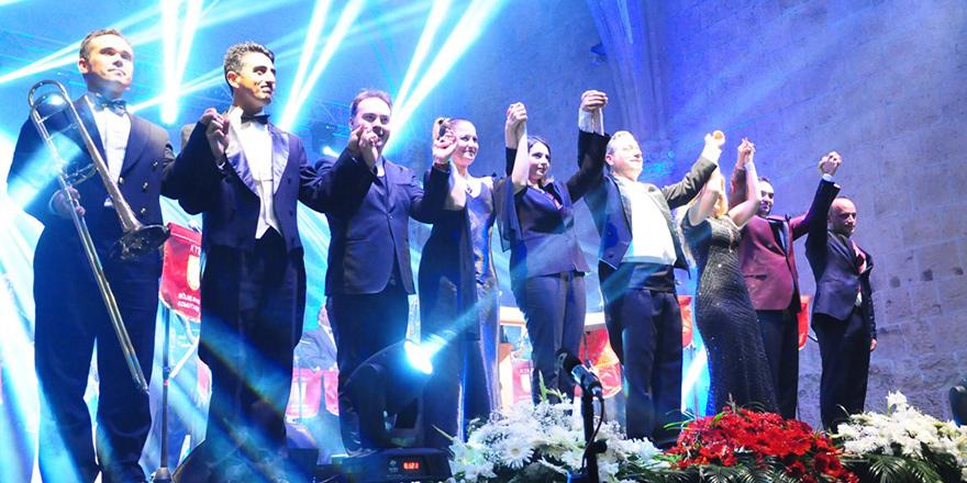 Bellapais Uluslararası Müzik Festivali devam ediyor