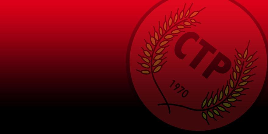 CTP'den 'İŞ KAZALARI'na ilişkin Hükümet'e ACİL ÖNLEM çağrısı: