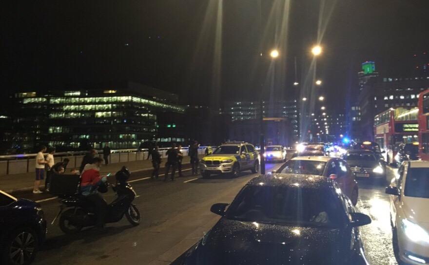 Londra'da saldırı, 7 ölü!