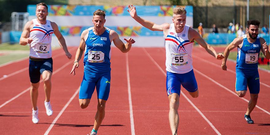 Kıbrıs 2. sırada tamamladı