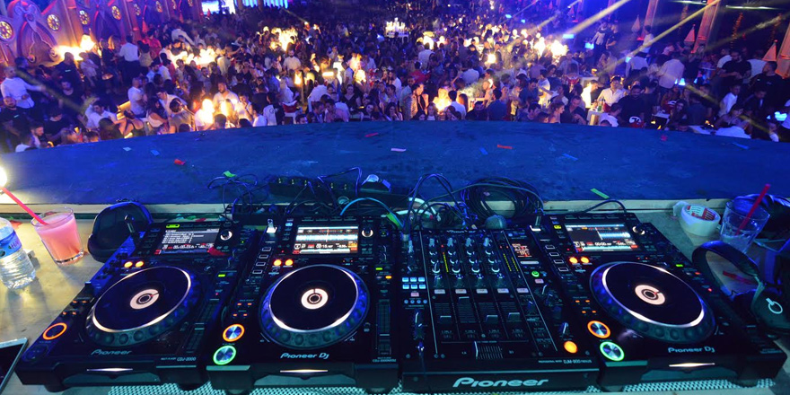 Harikalar Diyarı'nda harika DJ'ler
