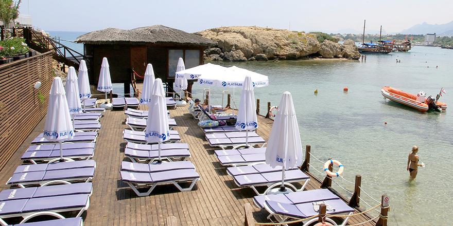 """""""Kuzey Kıbrıs Turkcell'le Escape Beach'te avantajlı bir yaz"""""""