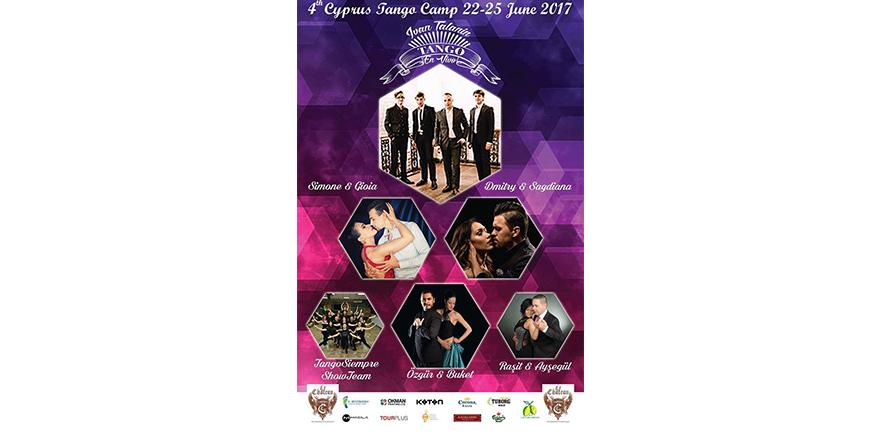 4. Cyprus Tango Camp, başlıyor