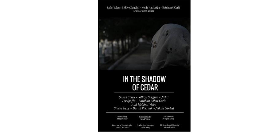 """""""Sedirin Gölgesinde"""" adlı kısa film bu kez Kolkata'da gösterilecek"""