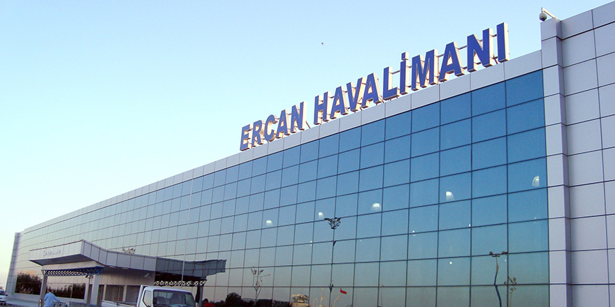 Ercan Havalimanı'na termal kamera ve izolasyon odası kuruluyor