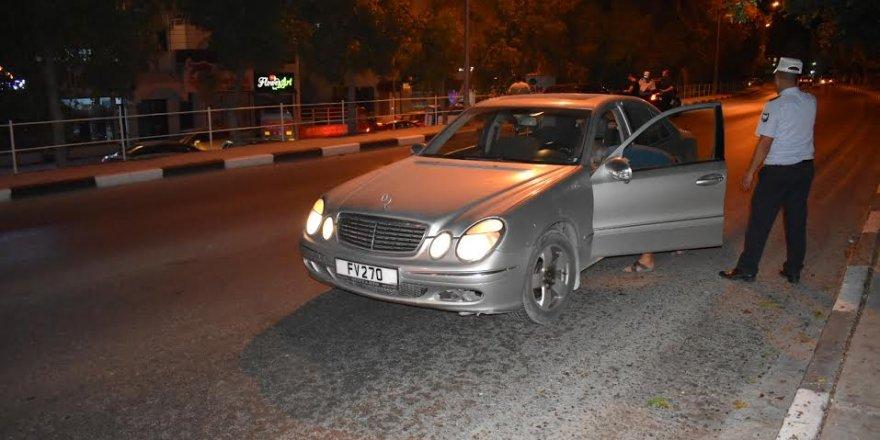 Mağusa'da kaza: 1 ağır yaralı