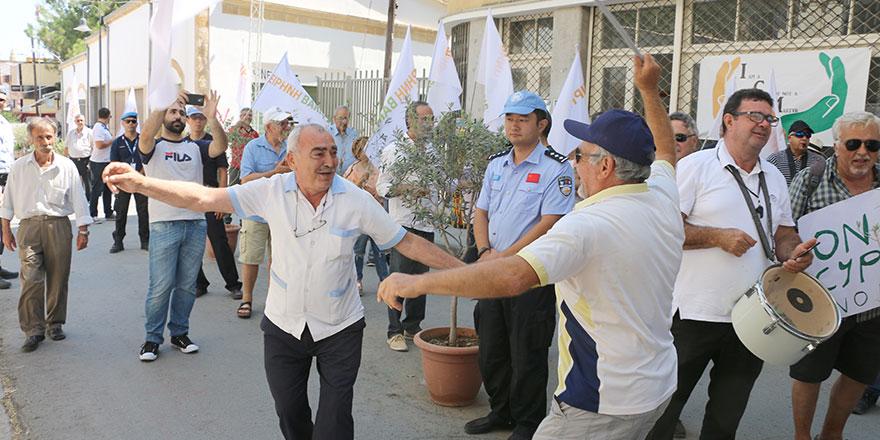 """""""Birleşik Kıbrıs şimdi"""""""