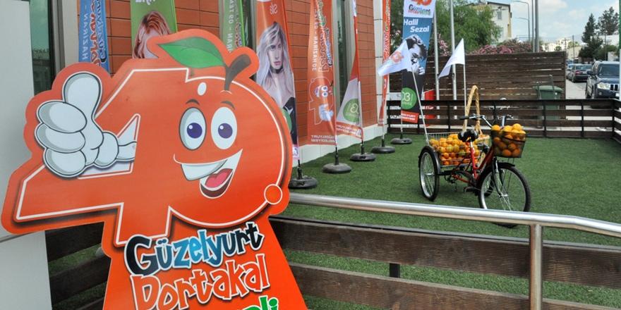 Güzelyurt Portakal Festivali 30 Haziran'da başlıyor