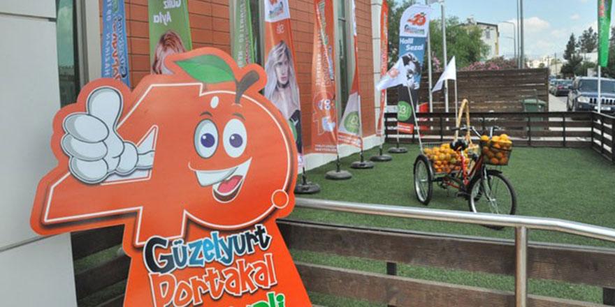 Güzelyurt Portakal Festivali 30 Haziran'da açılıyor