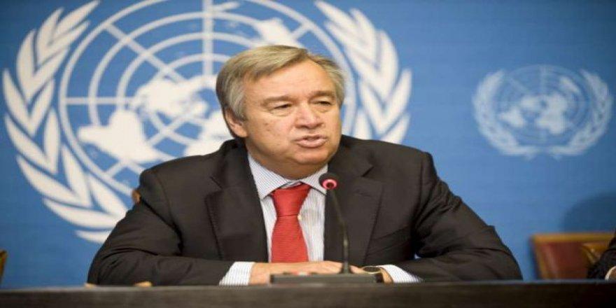 Guterres'ten çağrı: Fırsatı değerlendirin
