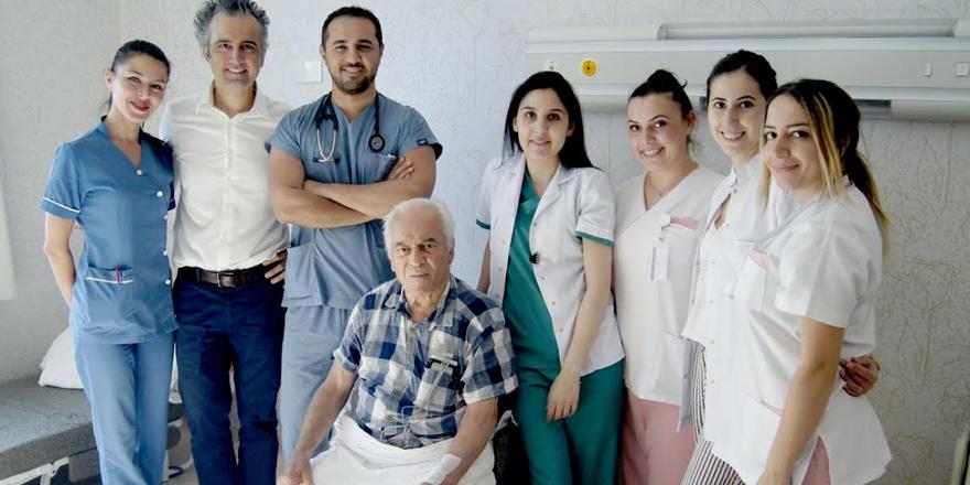 Aort kapağı darlığında ameliyatsız tedavi
